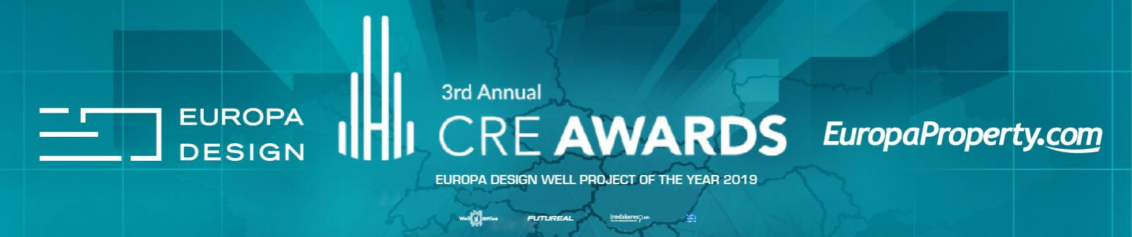 EUROPA PROPERTY WELL - PROJECT OF THE YEAR 2019 BY EUROPA DESIGN